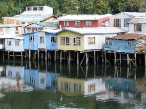 Palafitos de Castro (Chiloé, Chile)