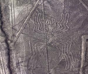 Mapa de situación de Nazca
