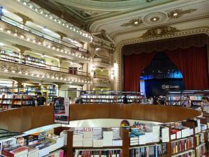 Librería El Ateneo Grand Splendid de Buenos Aires