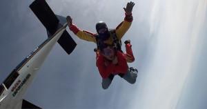 Saltando en Tándem con Skydive Empuriabrava
