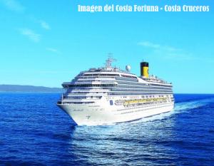 Imagen del Costa Fortuna (Costa Cruceros)