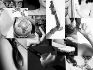 Collage del Calendario de los bloggers de viajes 2013