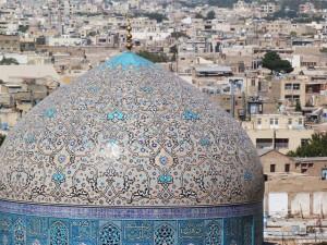 Cúpula de Isfahán