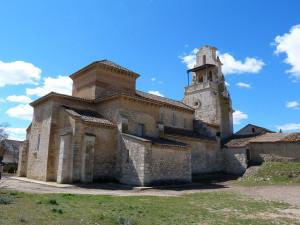 Iglesia de San Cipriano en San Cebrián de Mazote (Valladolid))