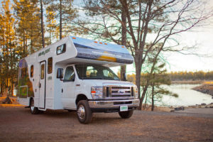 La que será nuestra autocaravana en Alaska