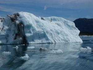 Rumbo a Groenlandia