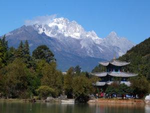 Estanque del Dragón Negro (Lijiang, Yunnan)