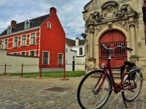 Gante en bicicleta