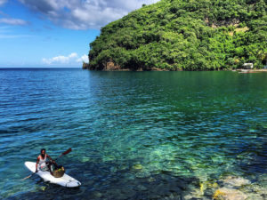 San Vicente y las Granadinas (Islas del Caribe en crucero)