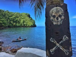 San Vicente y las Granadinas, en busca de los escenarios de Piratas del Caribe