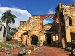 Hospital de San Nicolás de Bari (Zona colonial de Santo Domingo)