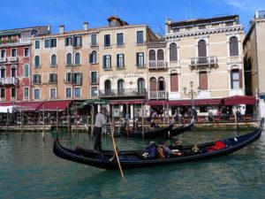 Venecia, una de las ciudades más románticas del mundo