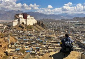 Sele en el Tíbet (Viaje al Tíbet)