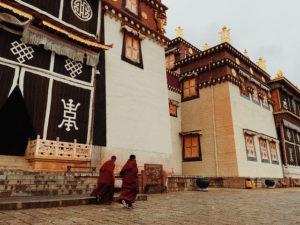 Rumbo al Tíbet