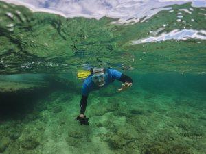 Snorkeling en la Playa de Las Canteras (Las Palmas de Gran Canaria)