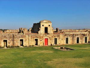 Fuerte de la Concepción, nuestra base para la ruta de las fortificaciones de frontera entre Salamanca y Portugal