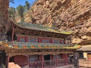 Montañas Cangyan (China)