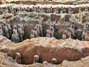 Museo de los guerreros de terracota. Un imprescindible que ver en Xi'an (China)