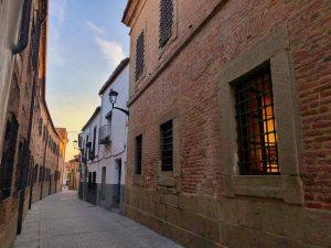 Calle de Coria (Cáceres) - Qué ver en Coria