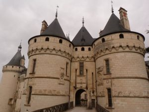 Castillo de Chaumont en el Valle del Loira