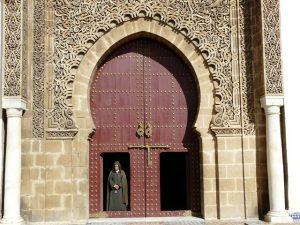 Detalle de Meknés (Viajar a Marruecos)