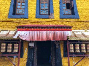 Bután con Sele