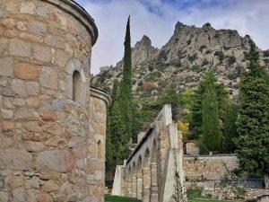 Convento de San Antonio en La Cabrera (Sierra Norte de Madrid)