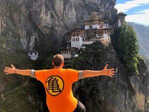 Nido del Tigre (Viaje a Bután)