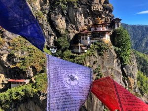 Nido del Tigre (Bután)