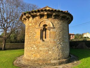 Capilla de San Miguel de Dueñas (Concejo de Gijón)