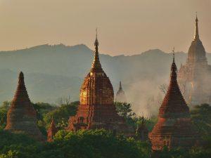 Los templos de Bagan son uno de los mejores conjuntos arqueológicos que ver en el Sudeste Asiático, al menos, una vez en la vida