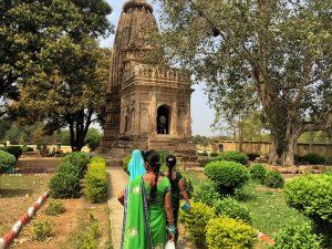Templos de Khajuraho en India